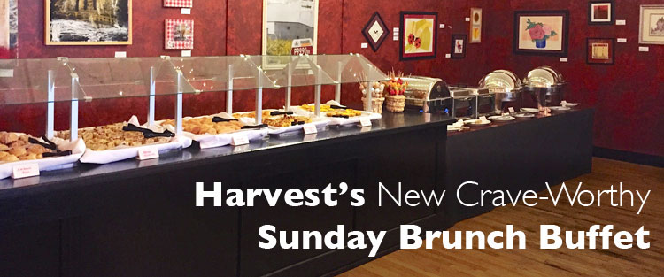 Harvest Brazillain Grill in Mandan North Dakota Sunday Brunch Buffet Review