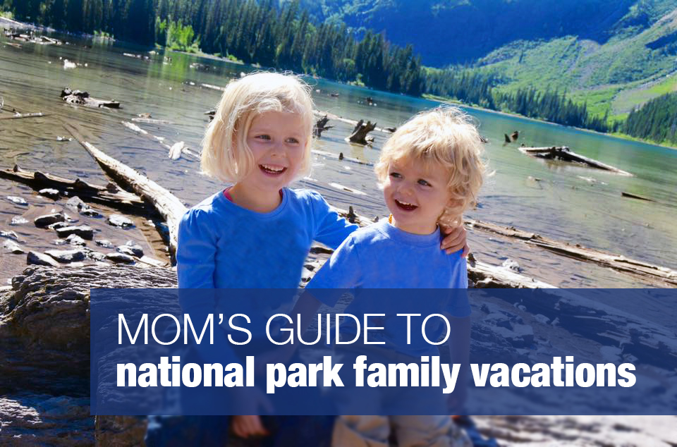 National Park Family Vacation Tips Kids Hiking
